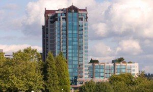 Bellevue Pacific Tower Condo